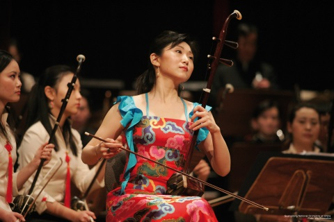 Guangdong National Orchestra of China (Quelle: Kulturabteilung − Botschaft der Volksrepublik China in der Bundesrepublik Deutschland